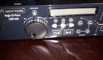 CD-Player Omnitronic CDP-430