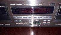 Doppel-Cassetten-Deck AKAI DX-W 1100
