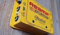 Radial Engineering X-Amp Aktive Reamping Box - neuwertig
