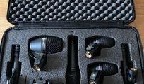Mikrofon Set Shure PGA Drumkit6