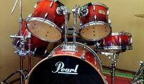 Drumset von Pearl