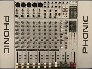 Mischpult PHONIC HelixBoard 17