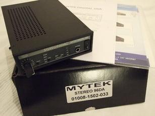 Hochwertiger Digital-Analog-Wandler Mytek Stereo96, OVP, 1 Jahr Gewährleistung