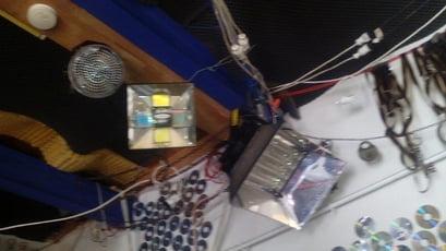 studiové vybavení