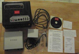 Audiointerface Echo Audiofire 4