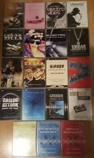 Original Ueberschall Sample DVDs abzugeben