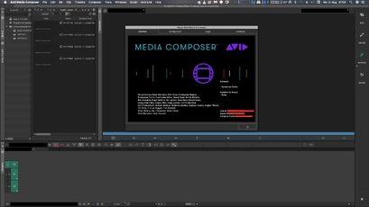 Avid Media Composer Dongle Dauerlizenz (Perpetual)