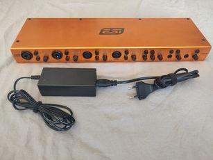 Interface ESI U168 XT - Top Zustand