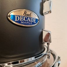 Pearl Decade Maple - Kesselsatz & Hardware (2 Floor Toms)