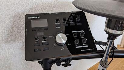 Roland TD25-KV inkl. TDM10 Matte zu verkaufen