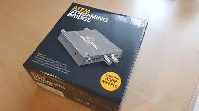 Blackmagic Design ATEM Streaming Bridge