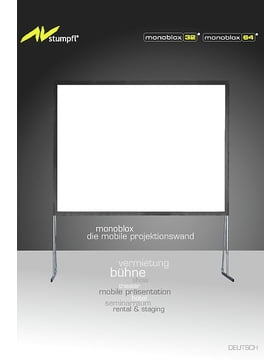 Stumpfl Monoblox Broschüre