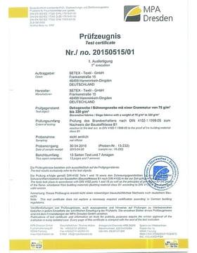 B1 Zertifikat bis 2020
