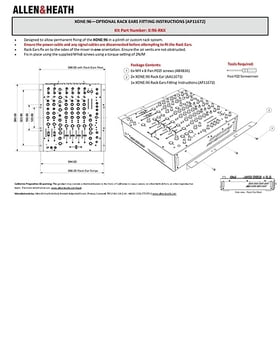 Rack Kit Instructions