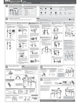 [Français] TD-1DMK Setup Guide