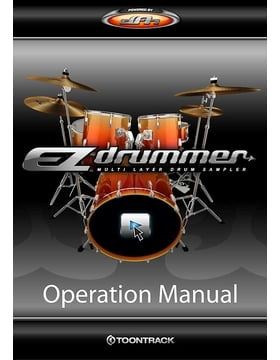Manual EZ Drummer