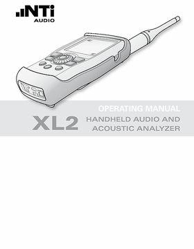 Manuall XL2