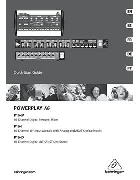 allen and heath me 1 manual