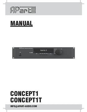 Manual Concept1