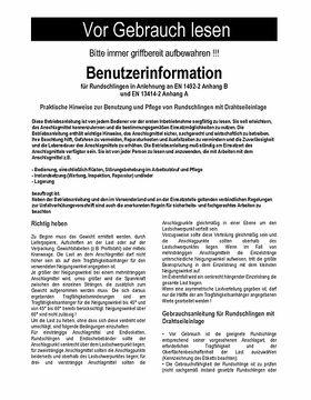 Benutzerinformationen