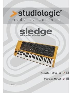 Manual: Sledge