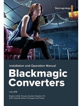 Blackmagic Design Mini Converter Sdi Hdmi 6g Thomann Uk