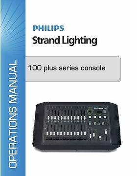 Manual  sc 1 st  Thomann.de & Strand Lighting 100 Plus Series Console 12/24 u2013 Thomann UK azcodes.com