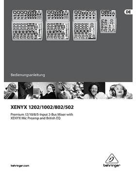 xenyx 2442fx manual pdf