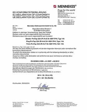 CE Declaration