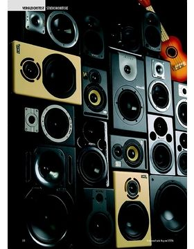 Test: Studiomonitor (Professional audio Magazin 07/2006)