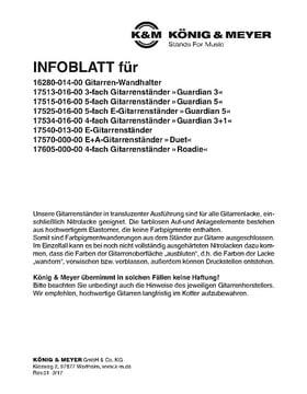Infoblatt Nitrolack