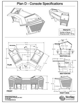 Sterling Modular Plan  D Specs