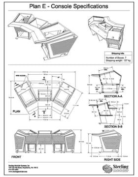 Sterling Modular Plan E Specs