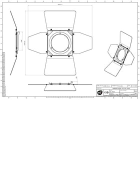 Technical Drawing New Modell after 2019/03