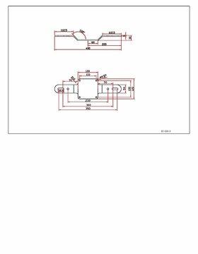 Technical drawing / Technische Zeichnung
