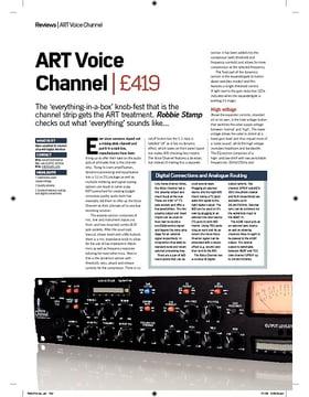 ART Voice  Channel