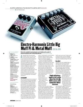 ElectroHarmonix Metal Muff