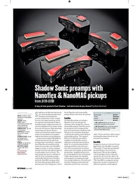 Shadow Sonic NanoMAG