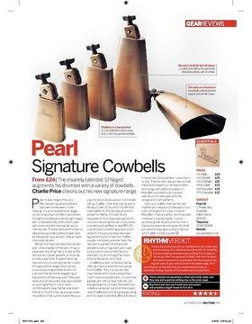 Pearl Signature Cowbells