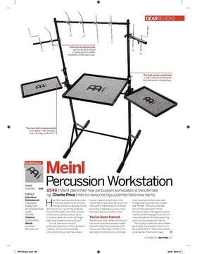Meinl Percussion Workstation