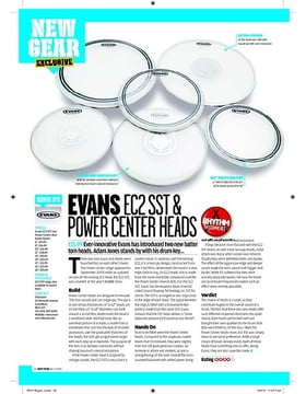EVANS EC2 SST and POWER CENTER HEADS