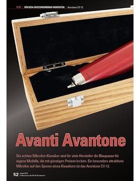 Avanti Avantone CV-12