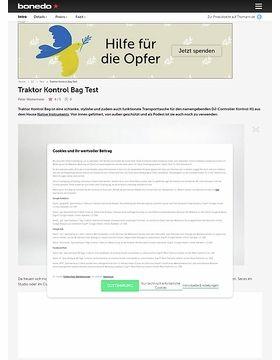 Traktor Kontrol Bag