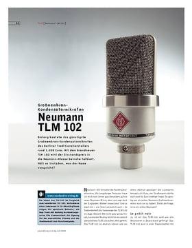 Neumann TLM 102