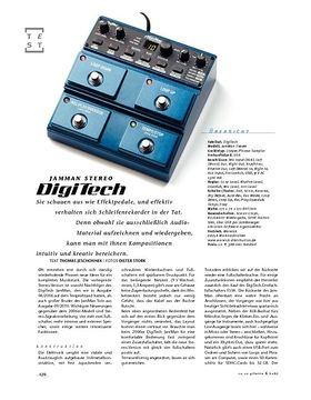 DigiTech JamMan Stereo, Looper