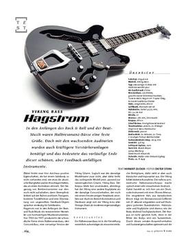 Hagström Viking Bass, E-Bass