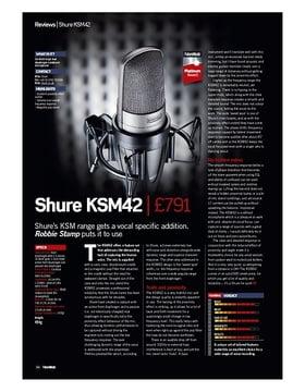 Shure KSM42