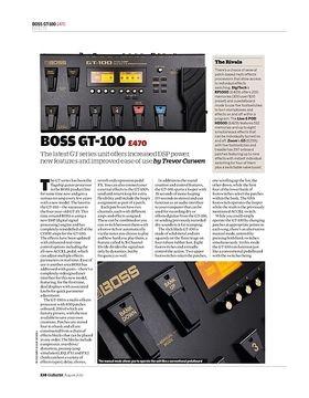 BOSS GT-100