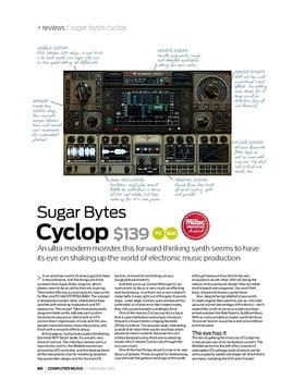 Sugar Bytes Cyclop