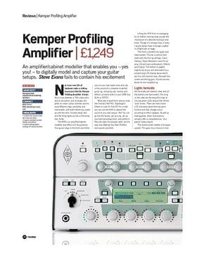 Kemper Amplifiers Heavy Duty Lanyard Badge Holder